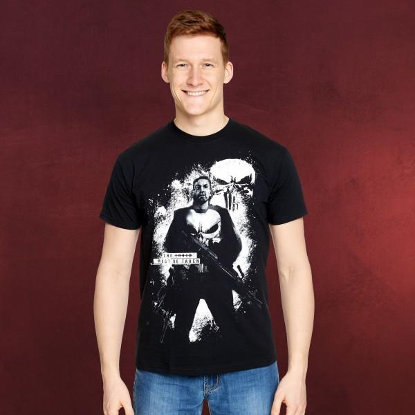 Punisher - The Truth T-Shirt schwarz