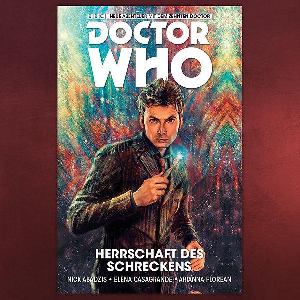Doctor Who - Herrschaft des Schreckens