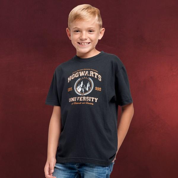Magic University Kinder T-Shirt für Harry Potter Fans