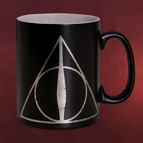 Harry Potter - Deathly Hallows Master of Death Tasse
