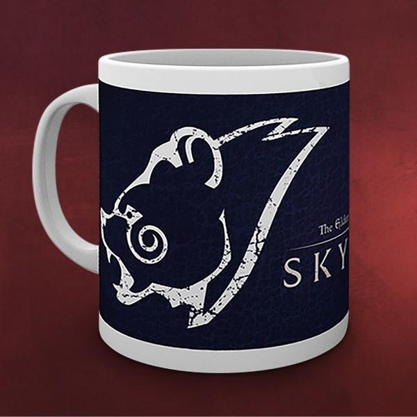 Skyrim - Stormcloaks Wappen Tasse