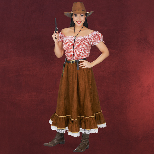 Cowgirl Kostüm Damen
