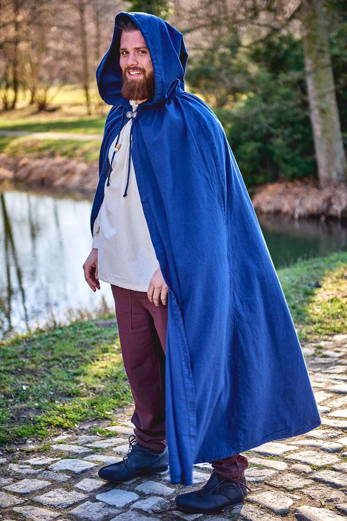 Mittelalterliche Mäntel & Umhänge