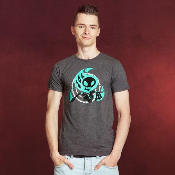 League of Legends - Thresh T-Shirt grau