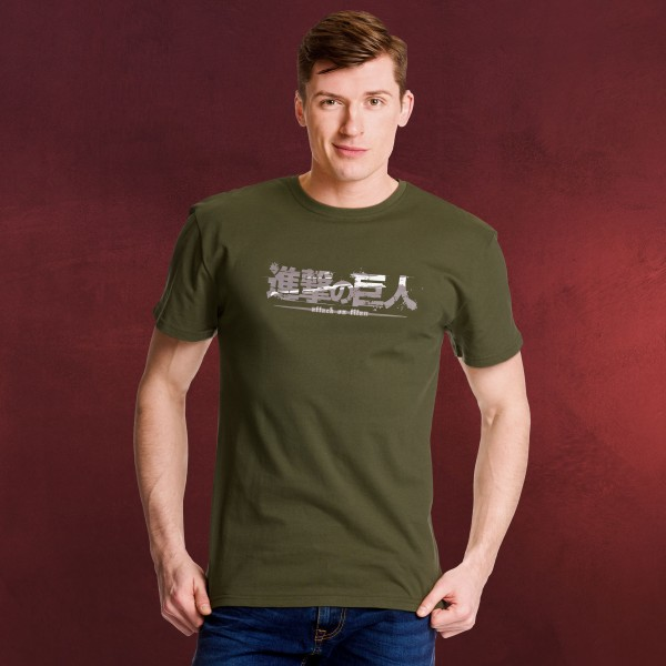Attack on Titan - Scout T-Shirt