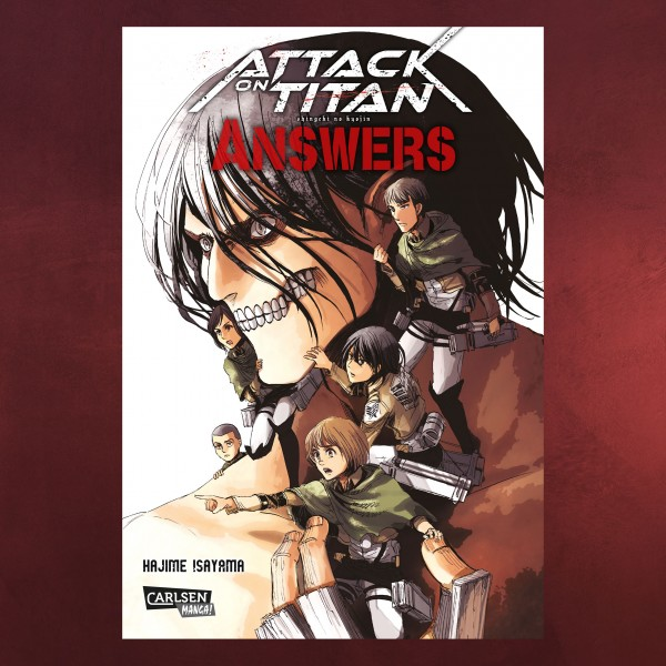 Attack on Titan - Answers