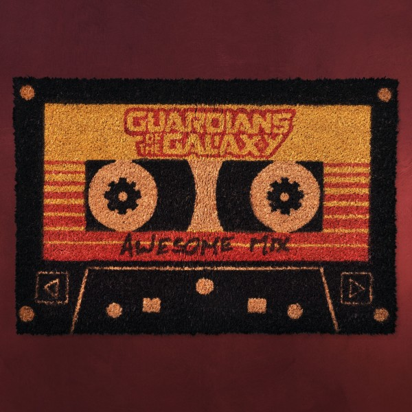 Guardians of the Galaxy - Awesome Mix Fußmatte