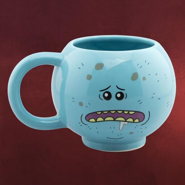 Rick and Morty - Mr. Meeseeks 3D Tasse