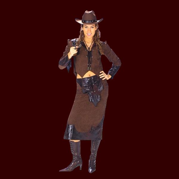 Cowboy Lady - Kostüm