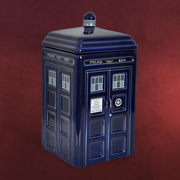 Doctor Who - Tardis Keksdose