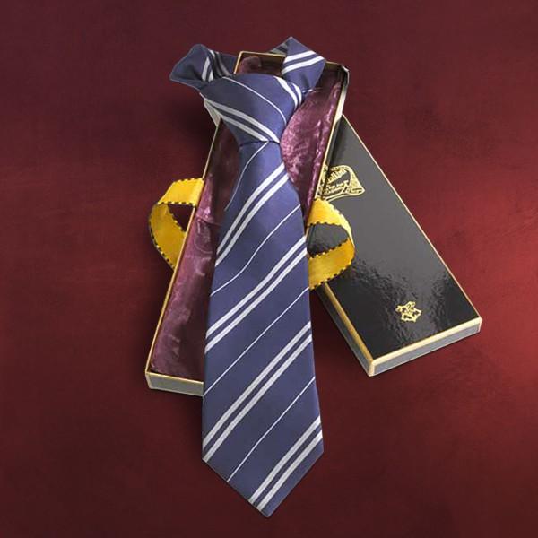 Harry Potter - Ravenclaw Krawatte Seide