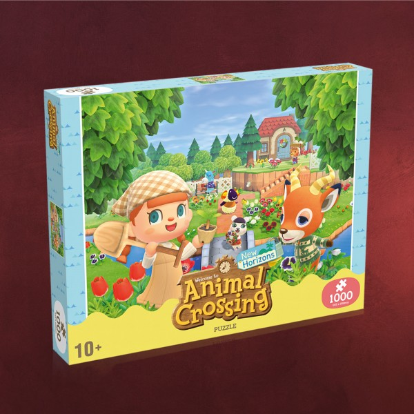 Animal Crossing - New Horizons Puzzle
