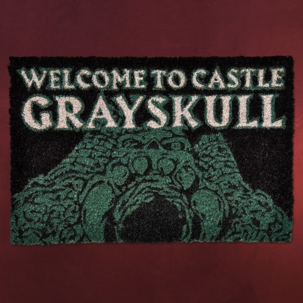 Masters of the Universe - Grayskull Fußmatte