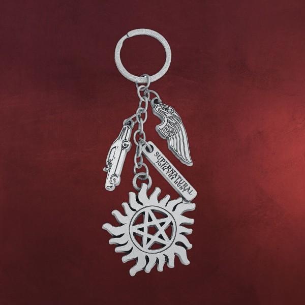 Supernatural - Charm Schlüsselanhänger