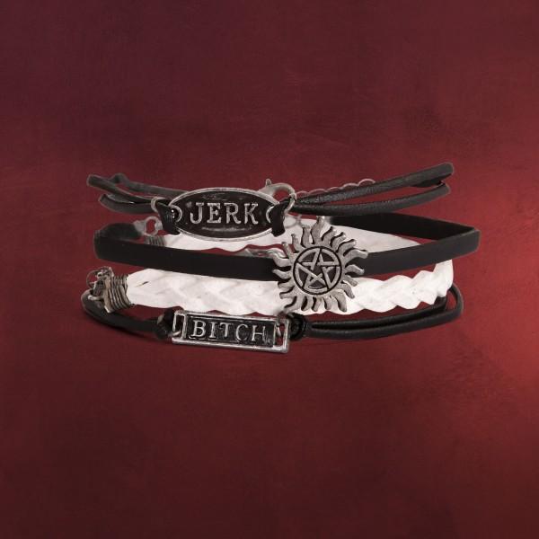 Supernatural - Anti Possession Armband Set