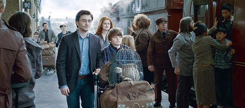 Harry Potter Epilog © Warner Bros.