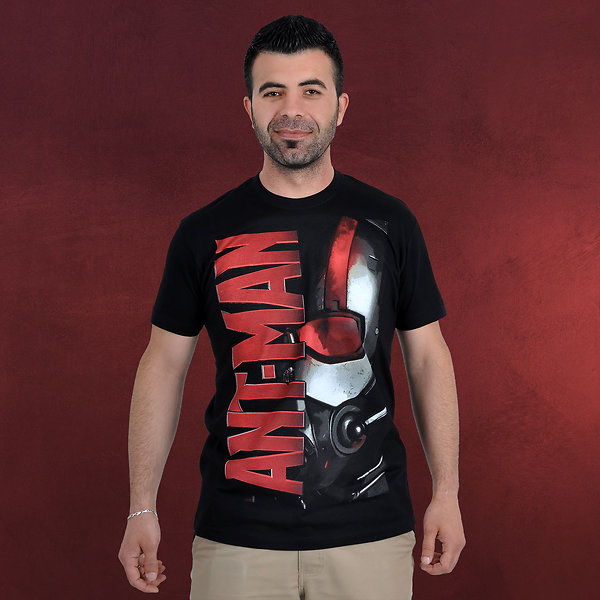 Ant-Man - Showdown T-Shirt schwarz