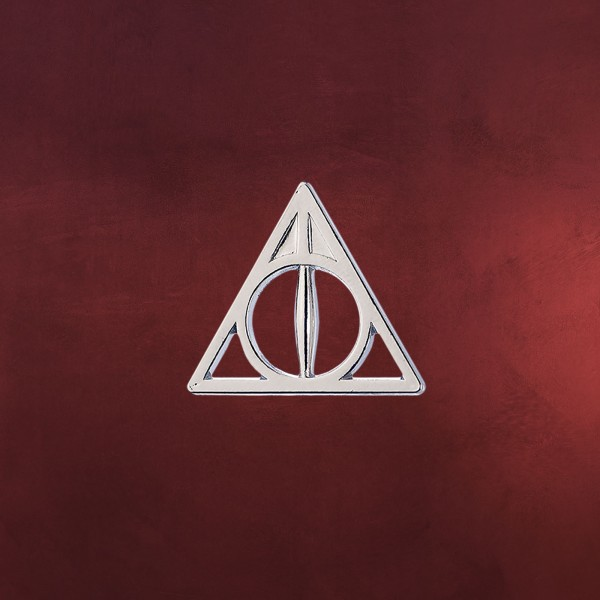 Harry Potter - Deathly Hallows Pin