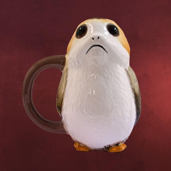 Star Wars - Porg 3D Tasse
