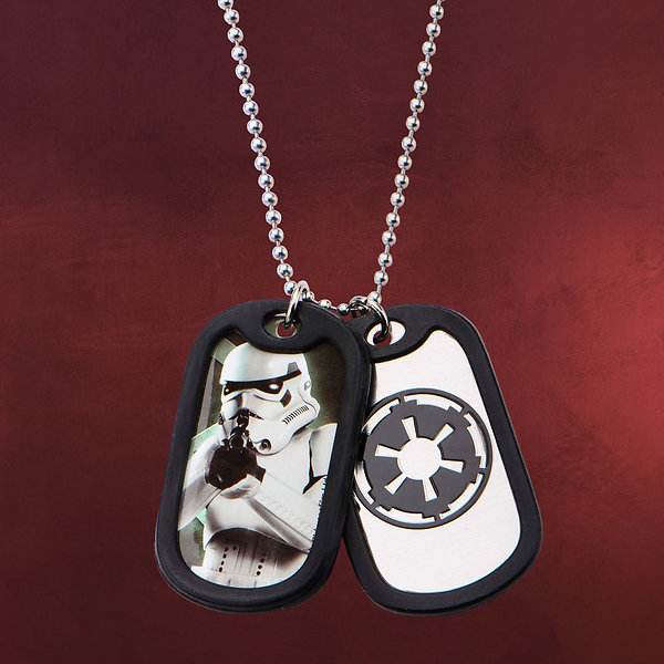 Star Wars - Empire Dog-Tag Kette