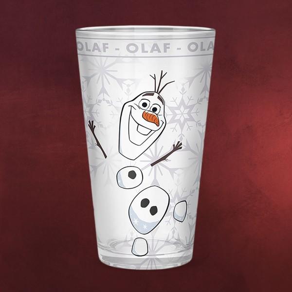 Frozen - Olaf Glas