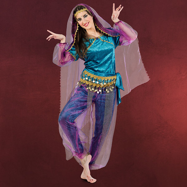 Bollywood - Kostüm Damen