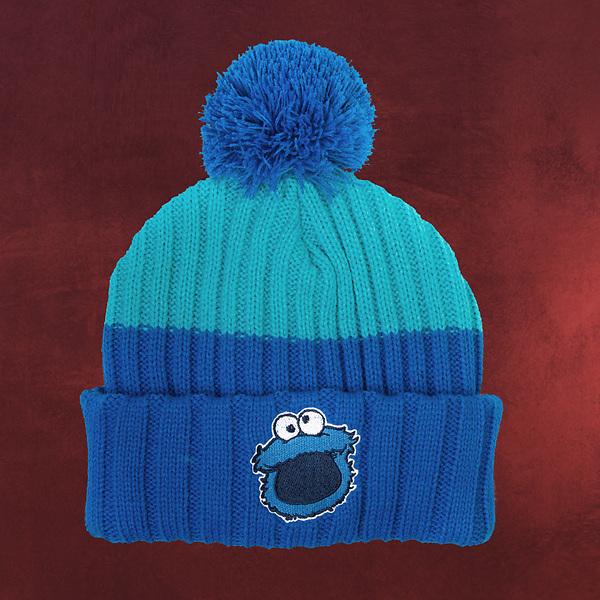 Sesamstraße - Cookie Monster Mütze