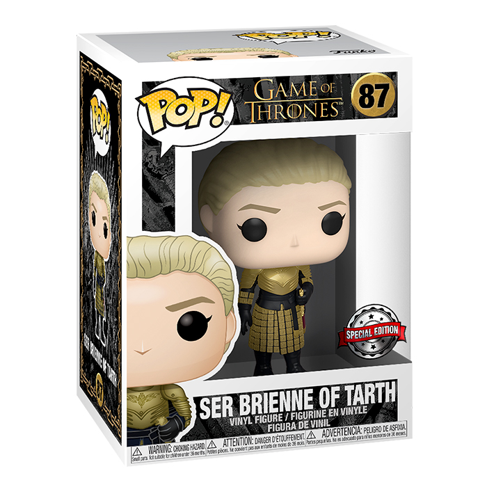 Game of Thrones - Ser Brienne von Tarth Funko Pop Figur