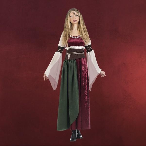 Mittelalter Damen Kostüm Prinzessin Xena