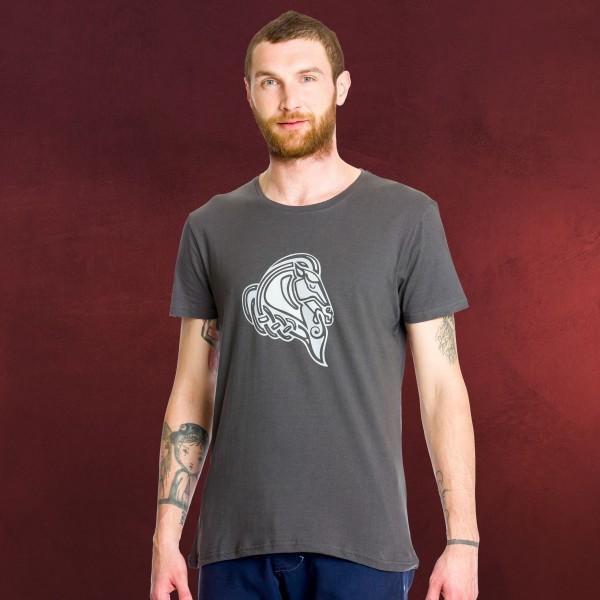 Skyrim - Whiterun Elder Scrolls T-Shirt grau