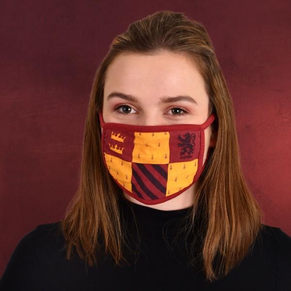 Harry Potter - Gryffindor Gesichtsmaske 2er Set
