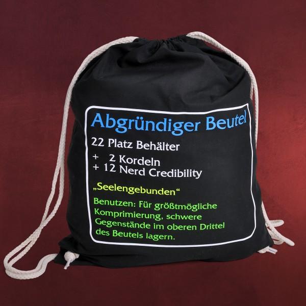 Abgründiger Beutel Sportbag