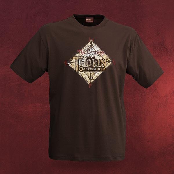 Der Hobbit - Thorin Eichenschild T-Shirt