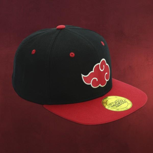 Naruto - Akatsuki Symbol Snapback Cap
