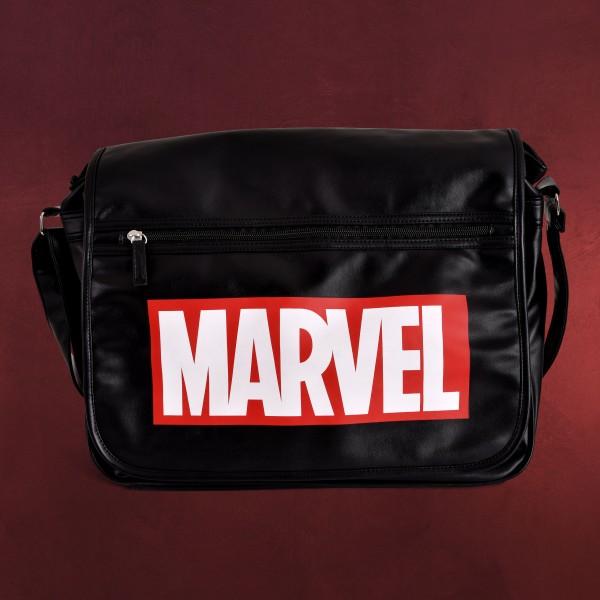 Marvel - Logo College Tasche