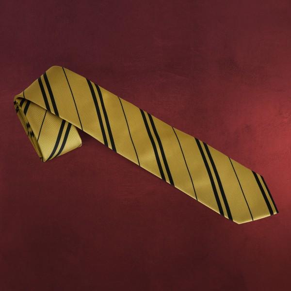 Harry Potter - Hufflepuff Krawatte mit Geschenkbox