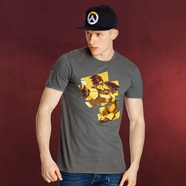 Overwatch - Cheers Love! T-Shirt grau