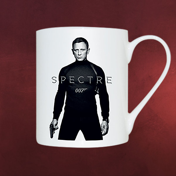 James Bond - Spectre Deluxe Tasse