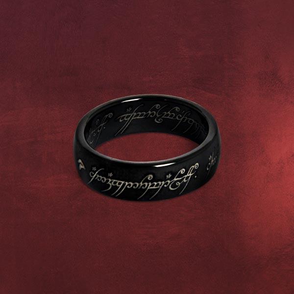 Der EINE Ring Titan Blackline Herr der Ringe