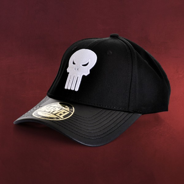 Punisher - Skull Logo Basecap
