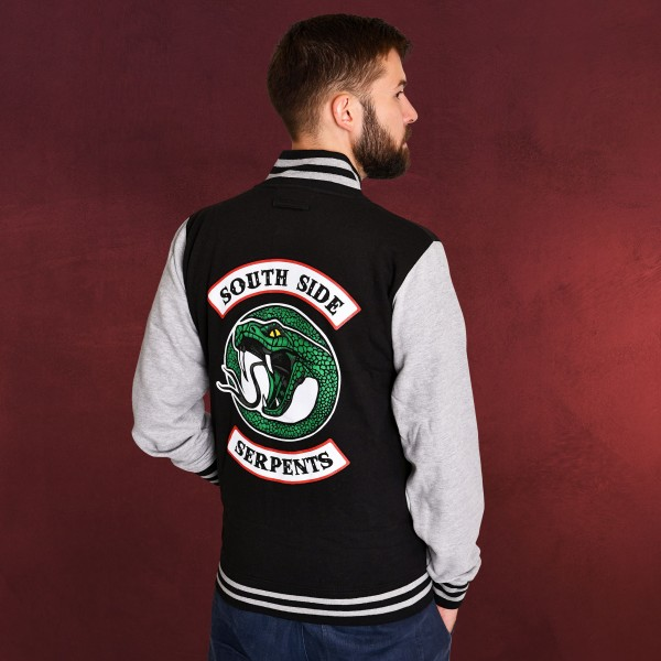 Riverdale - South Side Serpents College Jacke