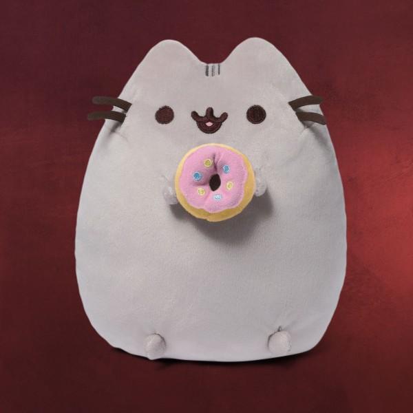 Pusheen mit Donut Plüsch Figur 23 cm