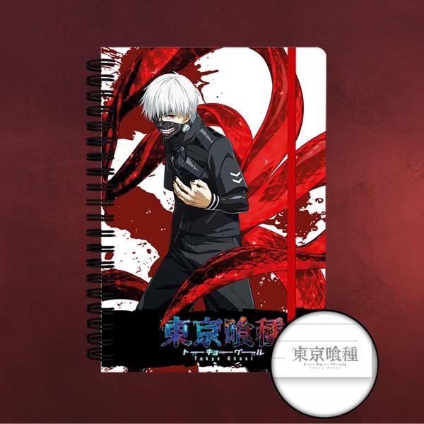 Tokyo Ghoul - Ken Notizbuch A5