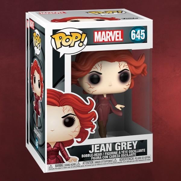 X-Men - Jean Grey Funko Pop Wackelkopf-Figur