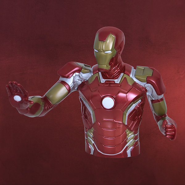 Iron Man Spardose