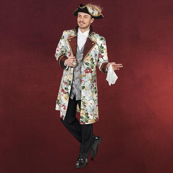 Ludwig Gehrock mit Weste - Kostüm
