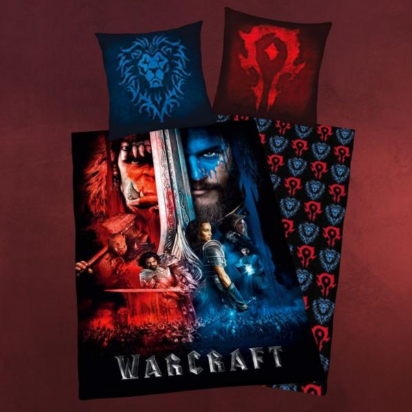 Warcraft - Wende-Bettwäsche
