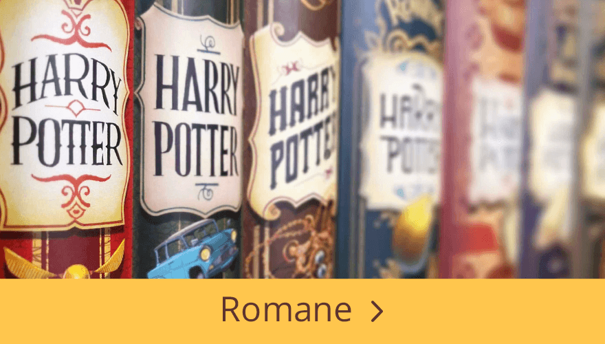 Harry Potter Romane