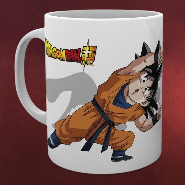 Dragon Ball - Fusion Dance Tasse