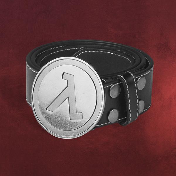 Half-Life 2 - Lambda Ledergürtel